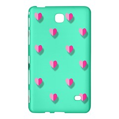 Love Heart Set Seamless Pattern Samsung Galaxy Tab 4 (7 ) Hardshell Case