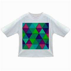 Background Geometric Triangle Infant/toddler T Shirts