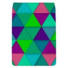Background Geometric Triangle Flap Covers (s)