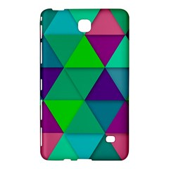 Background Geometric Triangle Samsung Galaxy Tab 4 (8 ) Hardshell Case