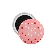 Heart Shape Background Love 1 75  Magnets