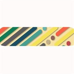 Background Vintage Desktop Color Large Bar Mats