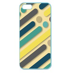 Background Vintage Desktop Color Apple Seamless Iphone 5 Case (color)