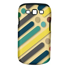Background Vintage Desktop Color Samsung Galaxy S Iii Classic Hardshell Case (pc+silicone)