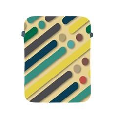 Background Vintage Desktop Color Apple Ipad 2/3/4 Protective Soft Cases by Nexatart