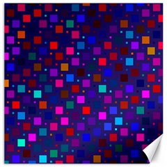 Squares Square Background Abstract Canvas 20  X 20
