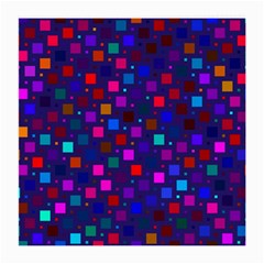 Squares Square Background Abstract Medium Glasses Cloth