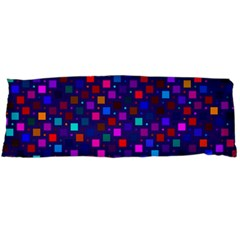 Squares Square Background Abstract Body Pillow Case (dakimakura)