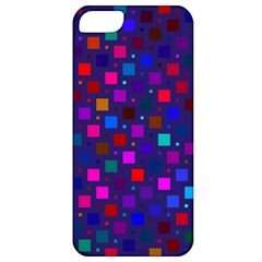 Squares Square Background Abstract Apple Iphone 5 Classic Hardshell Case