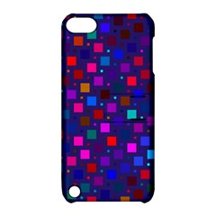 Squares Square Background Abstract Apple Ipod Touch 5 Hardshell Case With Stand