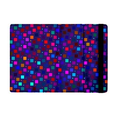 Squares Square Background Abstract Ipad Mini 2 Flip Cases