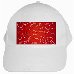 Background Valentine S Day Love White Cap by Nexatart
