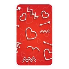 Background Valentine S Day Love Memory Card Reader