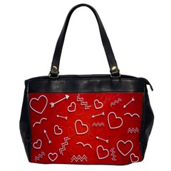 Background Valentine S Day Love Office Handbags