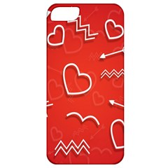Background Valentine S Day Love Apple Iphone 5 Classic Hardshell Case