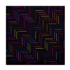 Lines Line Background Tile Coasters