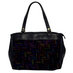Lines Line Background Office Handbags