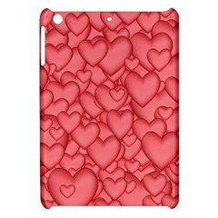 Background Hearts Love Apple Ipad Mini Hardshell Case