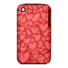Background Hearts Love Iphone 3s/3gs