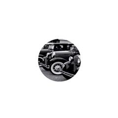 Vehicle Car Transportation Vintage 1  Mini Buttons