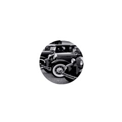 Vehicle Car Transportation Vintage 1  Mini Magnets