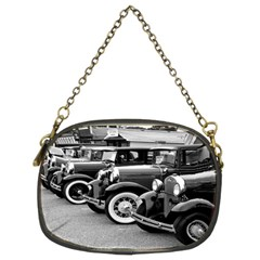 Vehicle Car Transportation Vintage Chain Purses (two Sides)