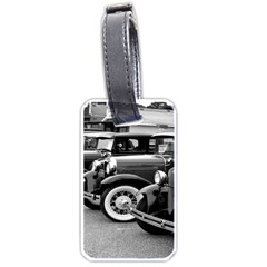 Vehicle Car Transportation Vintage Luggage Tags (two Sides)