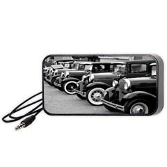 Vehicle Car Transportation Vintage Portable Speaker