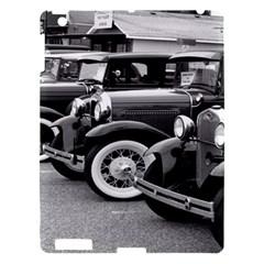 Vehicle Car Transportation Vintage Apple Ipad 3/4 Hardshell Case