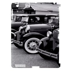 Vehicle Car Transportation Vintage Apple Ipad 3/4 Hardshell Case (compatible With Smart Cover)