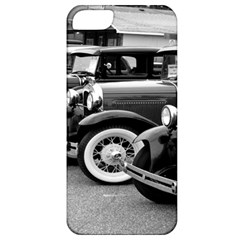 Vehicle Car Transportation Vintage Apple Iphone 5 Classic Hardshell Case