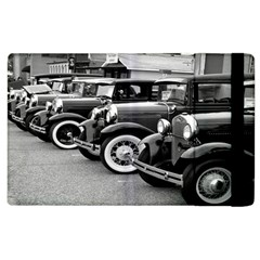 Vehicle Car Transportation Vintage Apple Ipad 3/4 Flip Case