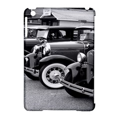 Vehicle Car Transportation Vintage Apple Ipad Mini Hardshell Case (compatible With Smart Cover)