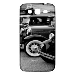 Vehicle Car Transportation Vintage Samsung Galaxy Mega 5 8 I9152 Hardshell Case