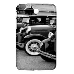 Vehicle Car Transportation Vintage Samsung Galaxy Tab 3 (7 ) P3200 Hardshell Case
