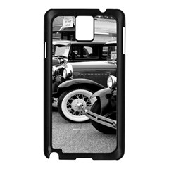 Vehicle Car Transportation Vintage Samsung Galaxy Note 3 N9005 Case (black)