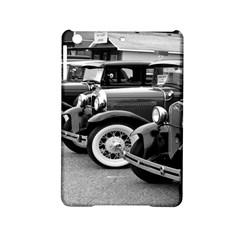 Vehicle Car Transportation Vintage Ipad Mini 2 Hardshell Cases by Nexatart