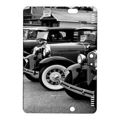Vehicle Car Transportation Vintage Kindle Fire Hdx 8 9  Hardshell Case