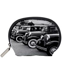 Vehicle Car Transportation Vintage Accessory Pouches (small)