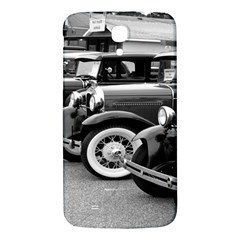 Vehicle Car Transportation Vintage Samsung Galaxy Mega I9200 Hardshell Back Case