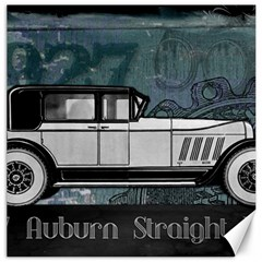 Vintage Car Automobile Auburn Canvas 20  X 20