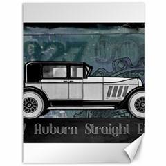 Vintage Car Automobile Auburn Canvas 36  X 48