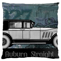 Vintage Car Automobile Auburn Large Cushion Case (two Sides)