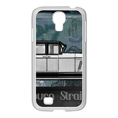 Vintage Car Automobile Auburn Samsung Galaxy S4 I9500/ I9505 Case (white)