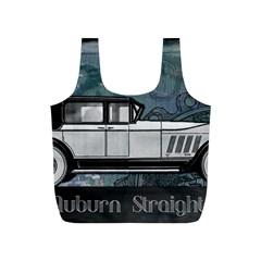 Vintage Car Automobile Auburn Full Print Recycle Bags (s)