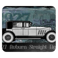 Vintage Car Automobile Auburn Double Sided Flano Blanket (small)