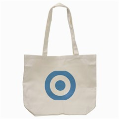 Roundel Of Argentine Air Force Tote Bag (cream) by abbeyz71