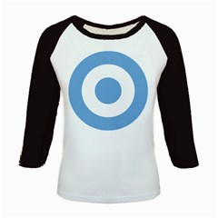 Roundel Of Argentine Air Force Kids Baseball Jerseys by abbeyz71