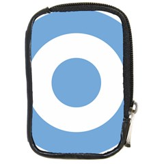 Roundel Of Argentine Air Force Compact Camera Cases by abbeyz71