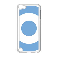 Roundel Of Argentine Air Force Apple Ipod Touch 5 Case (white) by abbeyz71